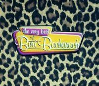 Very Best of Burt Bacharach (Limited Edition Leopard Skin Sleeve) NEW 2CD