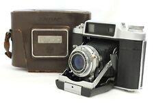 Fuji Super Fujica-6 Sechs 6x6 Mittelformat Kamera Mit Fujinar 75mm F/3.5 Aus