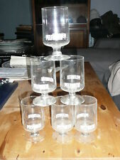 LOT DE 6 VERRES A BIERE  PELFORTH,