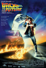 """Back To The Future - Movie Poster (Regular Style) (Size: 27"""" X 40"""")"""