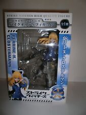 STATUETTE STRIKE WITCHES PERRINE-H. CLOSTERMANN(H=20cm)FURYU High Quality Figure