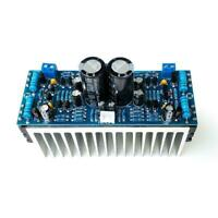 HiFi Stereo Dual-Channel Power Amplifier Board 1943 Power High Amp 5200