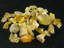 LOT OF 25 GEM OPAL PIECES FROM WELO ETHIOPIA - 50 CARATS