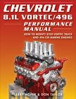 Chevy 8.1l Vortec496 Performance Book Modify 8100 Truckmarine Engines - New