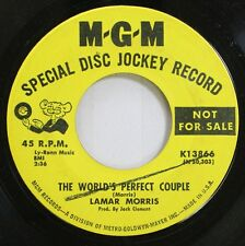 Country Promo 45 Lamar Morris - The World'S Perfect Couple / The Great Pretender