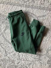 Nike Sportswear Tech Fleece Jogger Pants Green/Black 804818-323 Boy's Size S