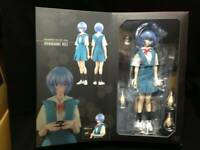 New Medicom Toy RAH Evangelion Rei Ayanami Limited PAINTED Free shipping