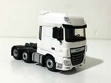 WSI TRUCK MODELS,DAF NEW XF SUPER SPACE CAB 6x2,1:50