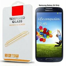 FOR SAMSUNG GALAXY S4 TEMPERED GLASS MOBILE PHONE SCREEN PROTECTOR