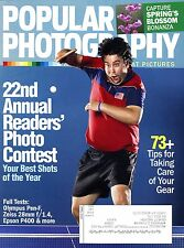 Popular Photography Mag. 22nd annual Readers' Photo Contest & Epson P400