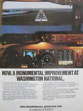 10/1989 PUB MCDONNELL DOUGLAS VITAL VII VISUAL SIMULATION SYSTEM WASHINGTON AD