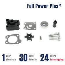Water Pump Impeller Kit Replacement for Yamaha 4/5/6 HP Outboard 6BX-WG078-00