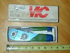Crimper DMC MH802 Circular Indent Crimp Daniels Tool Avionics