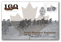 CANADA #S104 Royal Montreal Regiment Special Event Cover