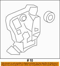 69040-0C050 Toyota Lock assy, front door w/motor, lh 690400C050, New Genuine OEM