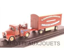 SCAMMELL HIGHWAYMAN MODEL TRUCK 1:76 EDWARDS OXFORD GREATEST SHOW 4654120