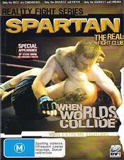SPARTAN Aussie MUAY THAI Kick Boxing KICKBOXING MMA UFC Extreme FIGHTING DVD NEW