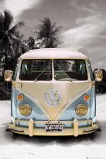 VW Transporter Poster Love California Camper 61 x 91,5 cm