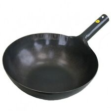 Yamada Iron Launch One Hand Wok Chinese Pan 30cm Thickness 1.6mm With Tracking