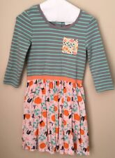 Girls Matilda Jane Once Upon A Time Fresh Squeezed Dress Size 12