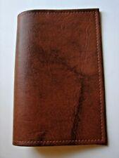 Alcoholics Anonymous AA Big Book Plain Tan Hardback Vinyl Book COVER