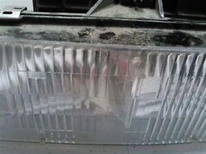 Driver Left Headlight Composite Fits 95-05 ASTRO 93655