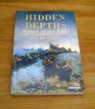 Hidden Depths by Sue Hennessy (Women of the RNLI)