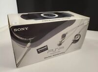 Mint Condition Sony PSP Value Pack 1001k/98500 Console. Complete, Very Rare,