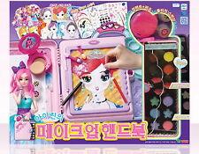 Secret JouJu IRENEN'S MAKEUP HANDBAG /Korea Animation Girl's clutch purses Toy