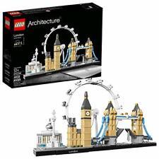 LEGO Architecture London Skyline Collection 21034 Building Set Model Kit an