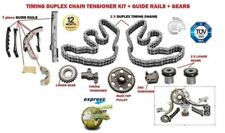 FOR NISSAN YD25DDTI 2.5 DT DI DCI D DIESEL NEW TIMING CHAIN KIT + GEARS + GUIDES