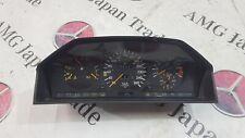 W124 E500 500E MERCEDES SPEEDOMETER INSTRUMENTAL CLUSTER DASH PANEL 1245424401