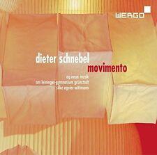 Schnebel / Peters / Wittmann - Movimento [New CD]