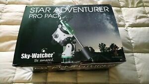 Sky-Watcher S20512 Star Adventurer Pro Pack Open Box but Complete & Unused