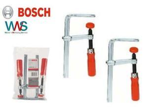 Bosch 2x Schraubzwinge für FSN Führungsschiene NEU und OVP!!!