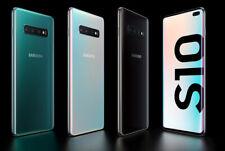 New Samsung Galaxy S10 G973U1 128GB 512GB Factory Unlocked GSM+CDMA All Colors