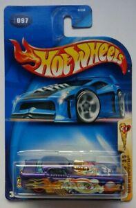 2003 Hot Wheels ~CRAZED CLOWNS~ Nash Metroplitan 3/5