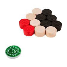 MESPI Carromsteine Pro Plus Spielsteine 31 mm