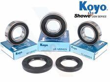 Suzuki GSXR 1300 R Hayabusa 1300 1999 - 2007 Koyo Rear Wheel Bearing & Seal Kit