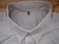 TA225 Eterna linessa Excellent Businesshemd Kurzarm 41 Beige-Grau-Ton meliert Se