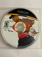 TIGER WOODS PGA TOUR 06 - XBOX - GAME ONLY - FREE S/H - (G)