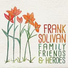 Frank Solivan - Family Friends And Heroes (NEW CD)