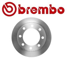 Rear Left or Right 326mm Coated Pillar Vented Disc Brake Rotor Brembo For Ford