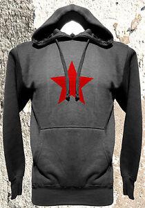 Communist Soviet CCCP Red star Pullover Hoodie Snowboard Skateboard Gym S-XXL