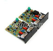 Quad405 Clone Amp board with Mj15024+Angle aluminum (2 Ch) 100W+100W