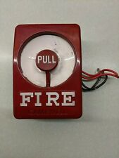 New listing Gamewell M46-28 Fire Alarm Pull Station, No Glass Rod