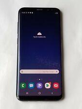 New listing Samsung Galaxy S8+ - 64Gb - Gsm Unlocked - Black - ScrnBurn # My178