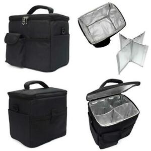 Delivery Reusable Drink Carrier And Food Bag Ziiyan Insulated W Shoulder Strap