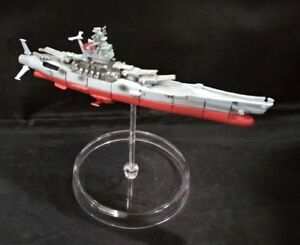 Battle Damaged Yamato Space Battleship Cruiser Star Blazers Mechanical 2006 Popy