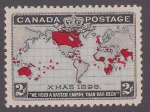 Canada 1898 #85 Imperial Penny Postage (First Christmas Stamp) VF MNH
